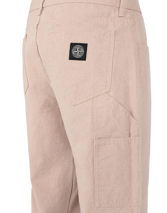 13259994vk - TROUSERS - 5 POCKETS STONE ISLAND