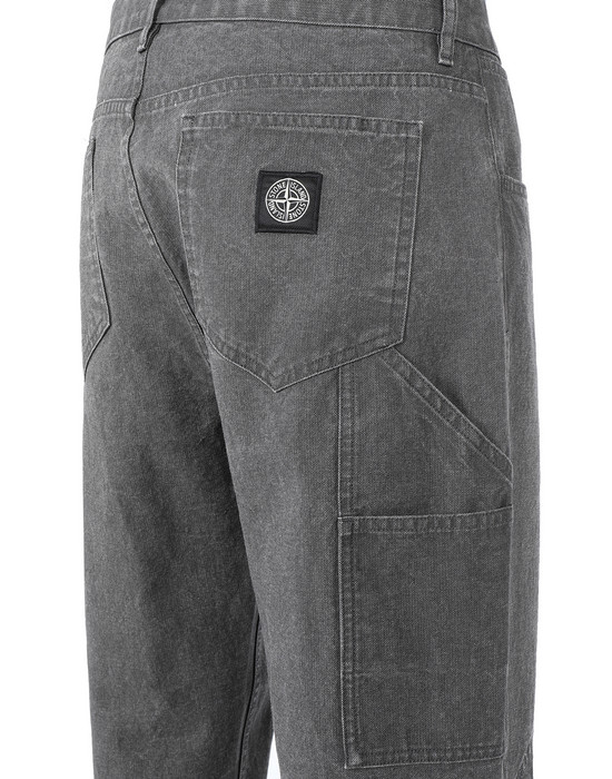 13259994vr - TROUSERS - 5 POCKETS STONE ISLAND