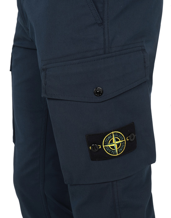 13259997lx - TROUSERS - 5 POCKETS STONE ISLAND