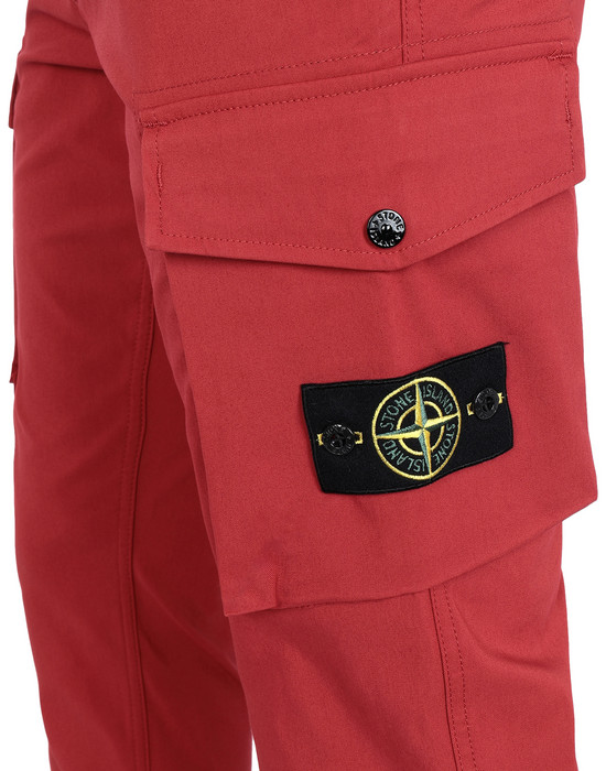 13259997ub - TROUSERS - 5 POCKETS STONE ISLAND