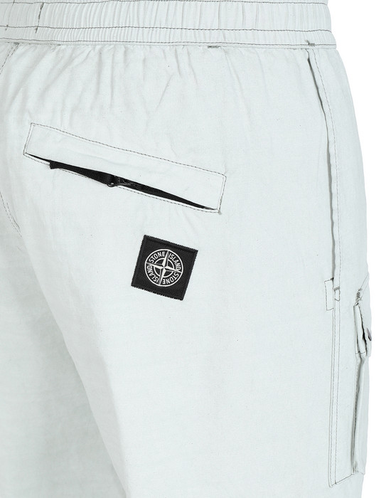 13260001be - TROUSERS - 5 POCKETS STONE ISLAND