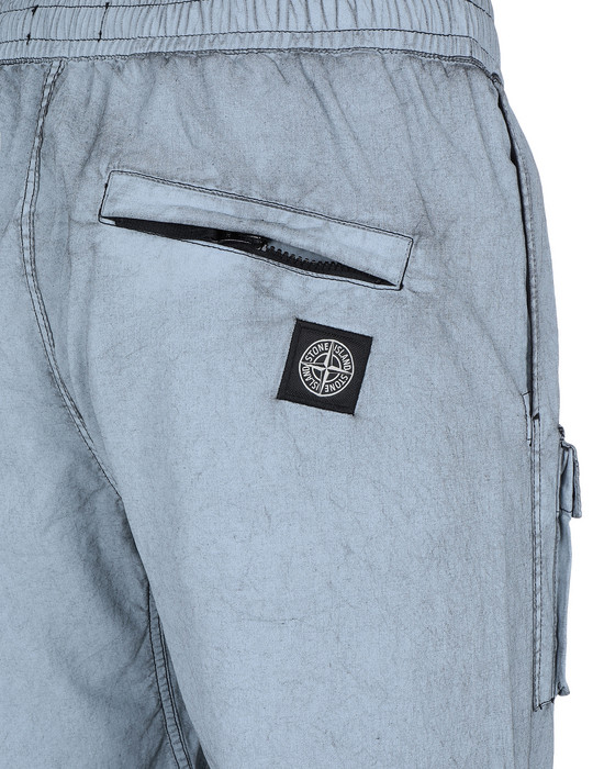 13260001rb - TROUSERS - 5 POCKETS STONE ISLAND