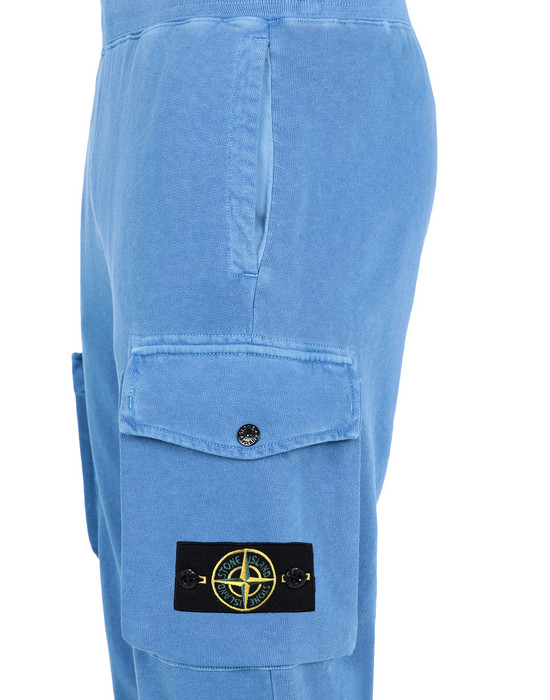 13260006ha - PANTS - 5 POCKETS STONE ISLAND