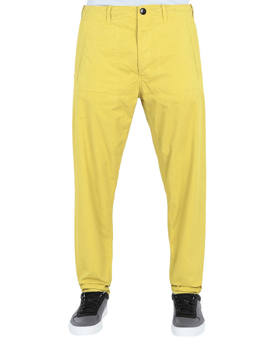 STONE ISLAND Trousers 30415 REVERSIBLE GARMENT