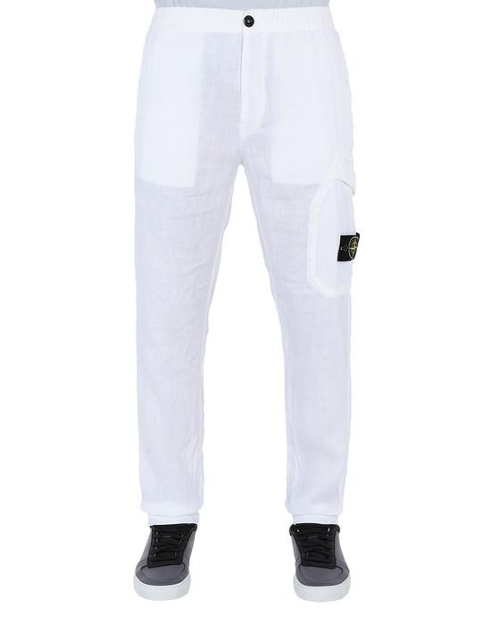 STONE ISLAND Pantalone 31301 TINTO 'FISSATO'