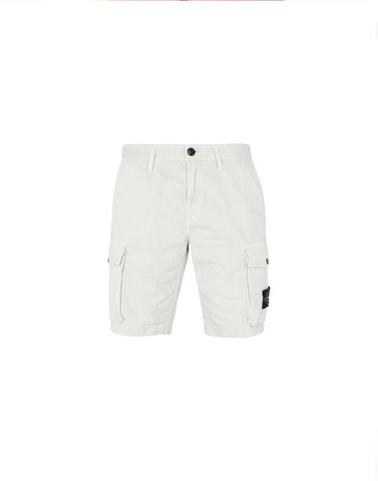 STONE ISLAND Bermuda shorts L07WA 'OLD' DYE TREATMENT