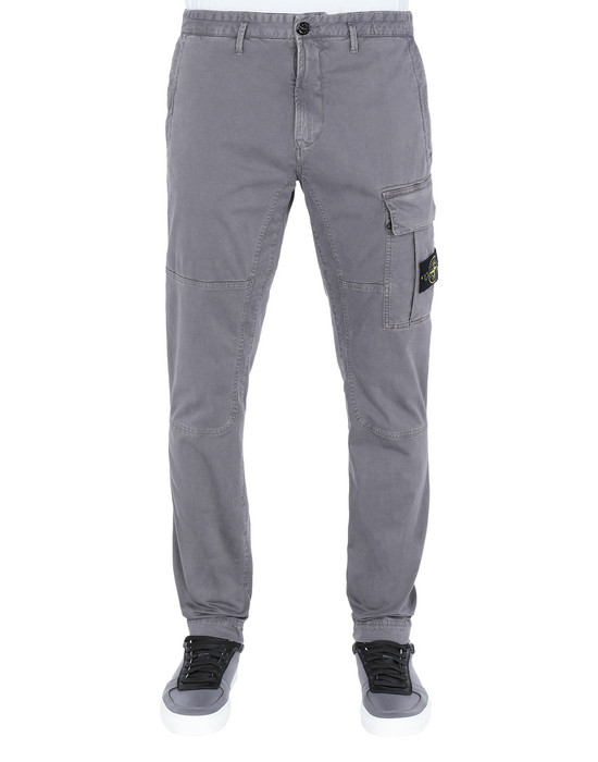 STONE ISLAND Pants 31504 'OLD' DYE TREATMENT