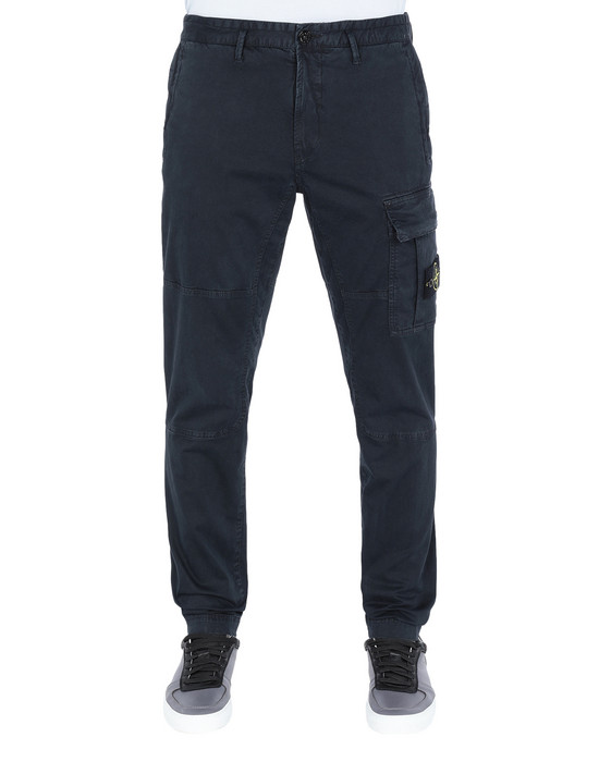 STONE ISLAND Trousers 31504 'OLD' DYE TREATMENT
