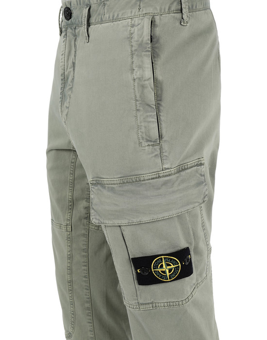 13260040vn - TROUSERS - 5 POCKETS STONE ISLAND