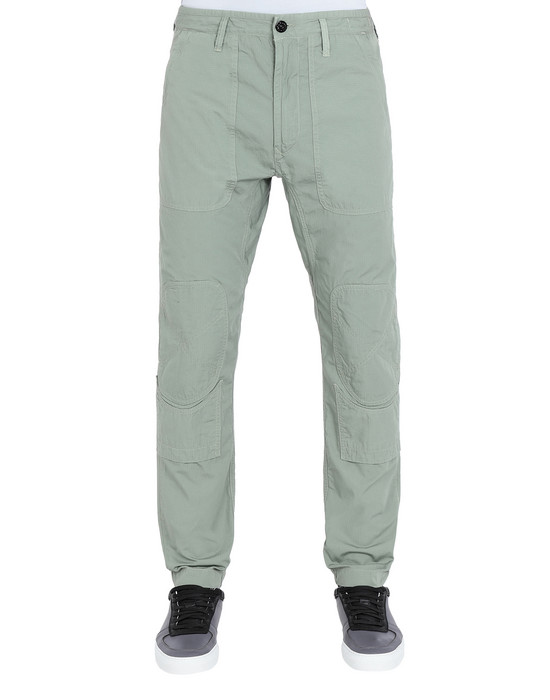 长裤 31007 STRUCTURED COTTON STONE ISLAND - 0