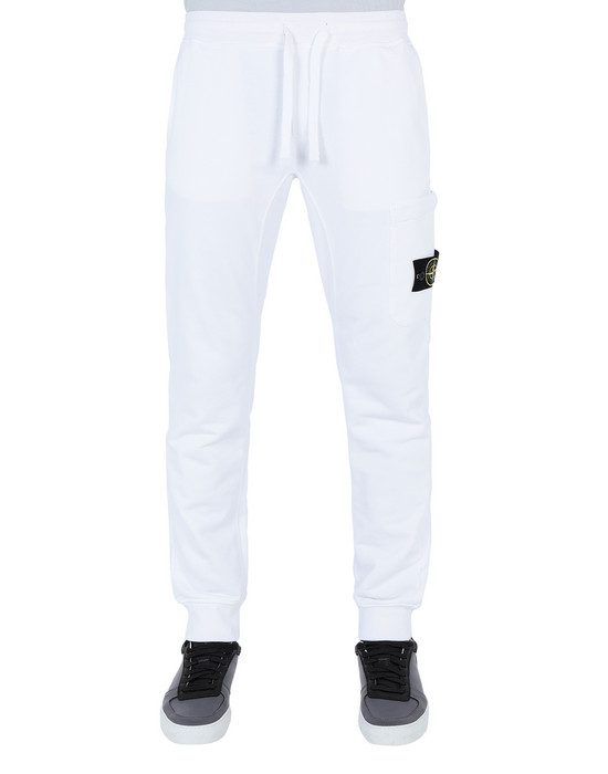 STONE ISLAND Fleece Pants 60351