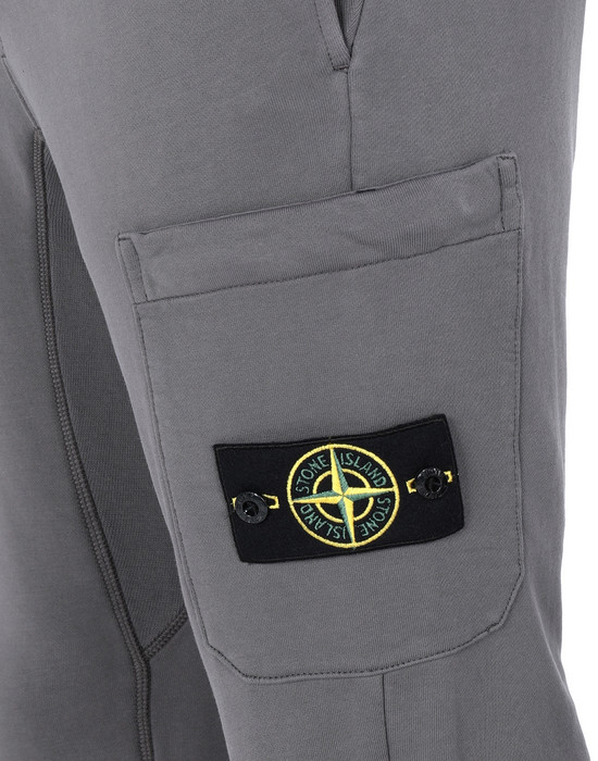 13260050of - TROUSERS - 5 POCKETS STONE ISLAND