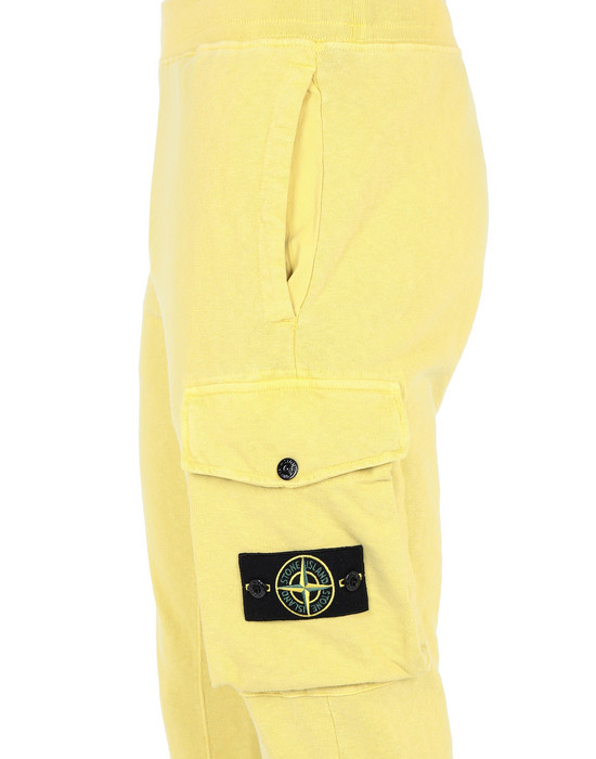 13260061sj - TROUSERS - 5 POCKETS STONE ISLAND