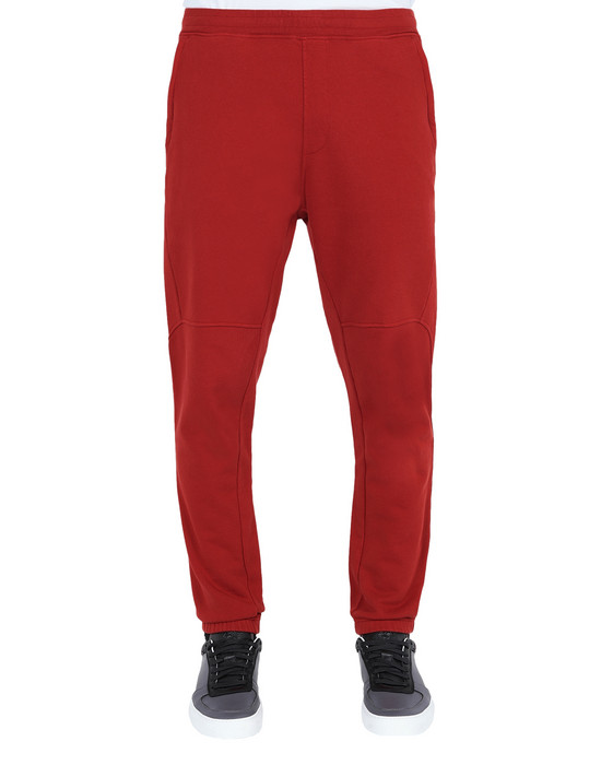 STONE ISLAND Fleece Pants 60451