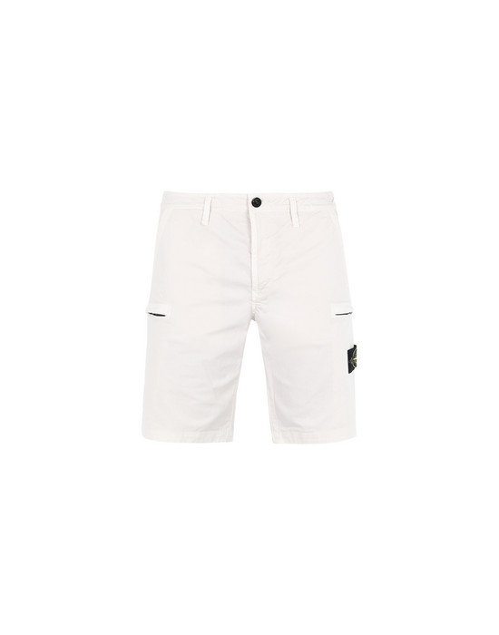 aa21f3f4496b9 FLEECE BERMUDA SHORTS Stone Island Men - Official Store