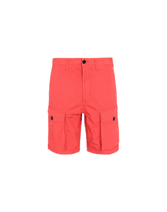 STONE ISLAND Bermuda shorts L0307 STRUCTURED COTTON