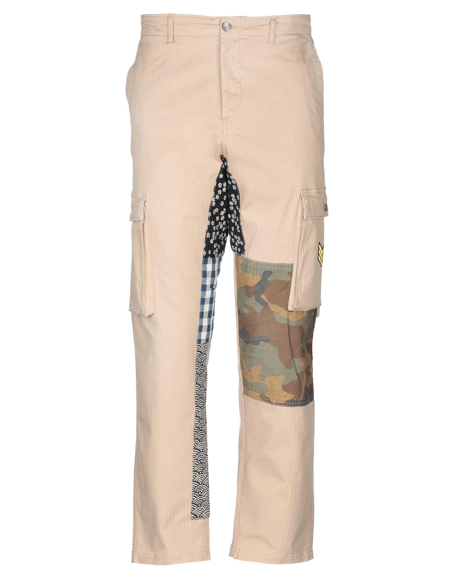 RE-WORKED Повседневные брюки цена 2017
