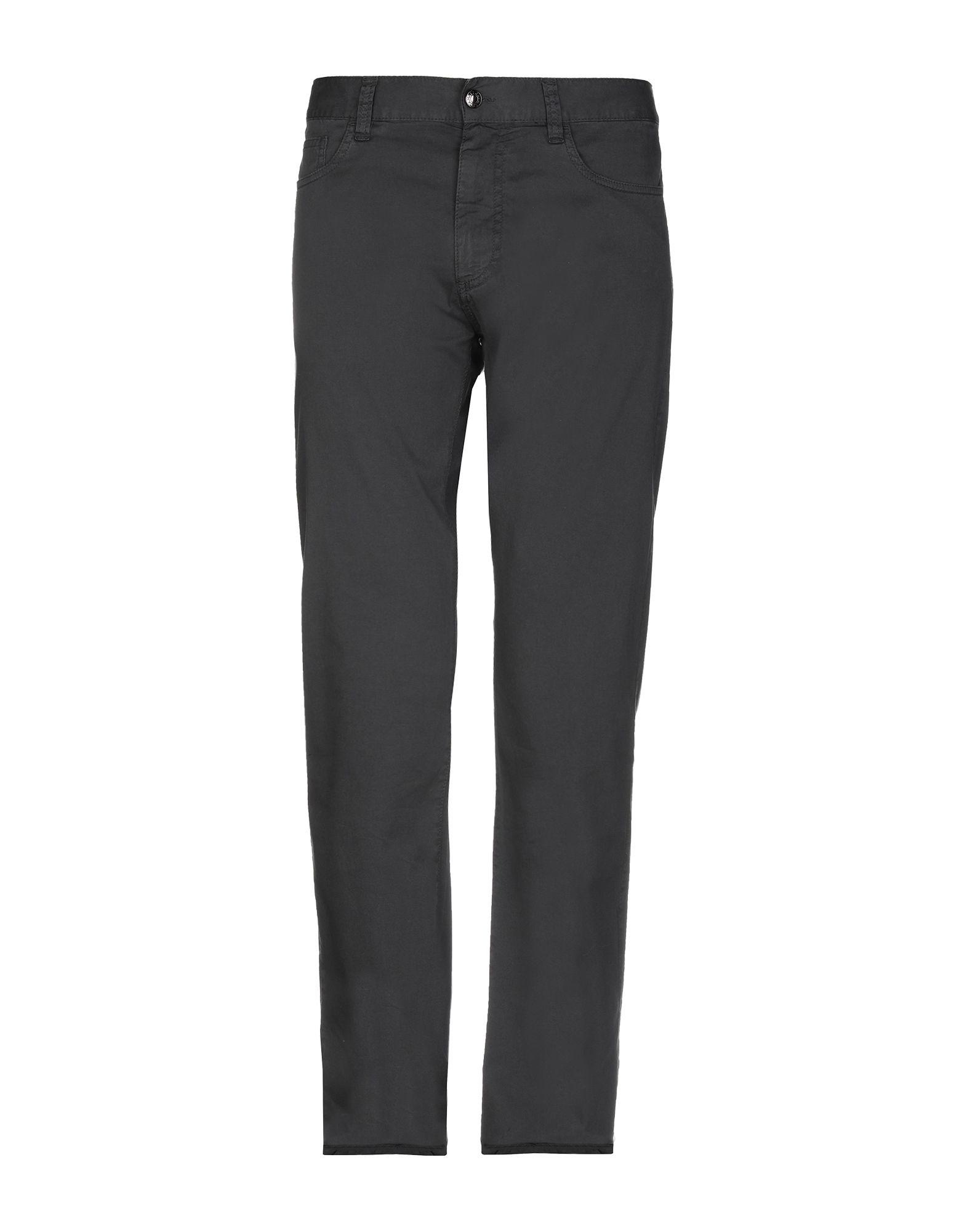 《送料無料》CANALI メンズ パンツ 鉛色 50 コットン