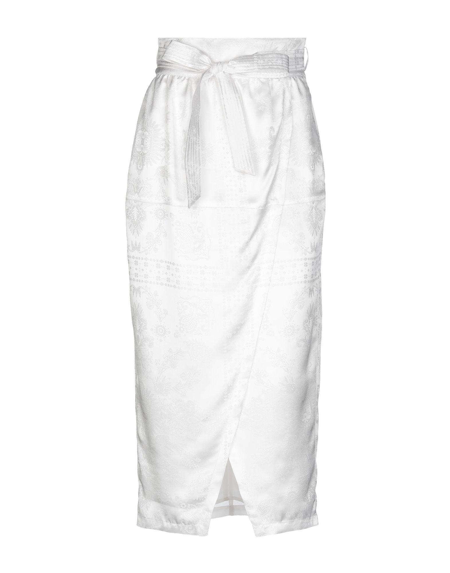 PHILOSOPHY di LORENZO SERAFINI Длинная юбка цена 2017