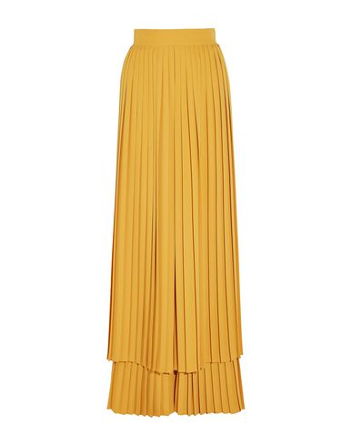 Купить Длинная юбка желтого цвета