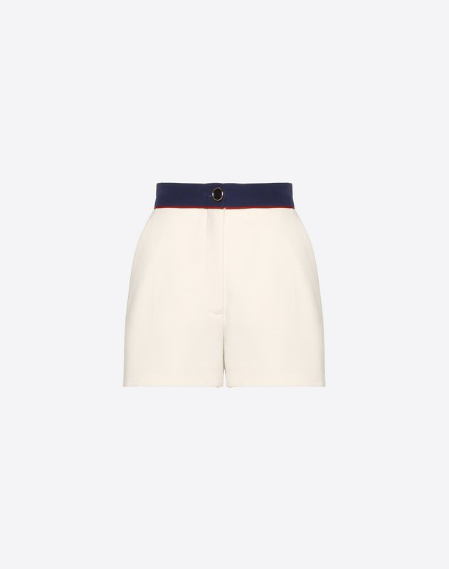 Crêpe Couture Shorts