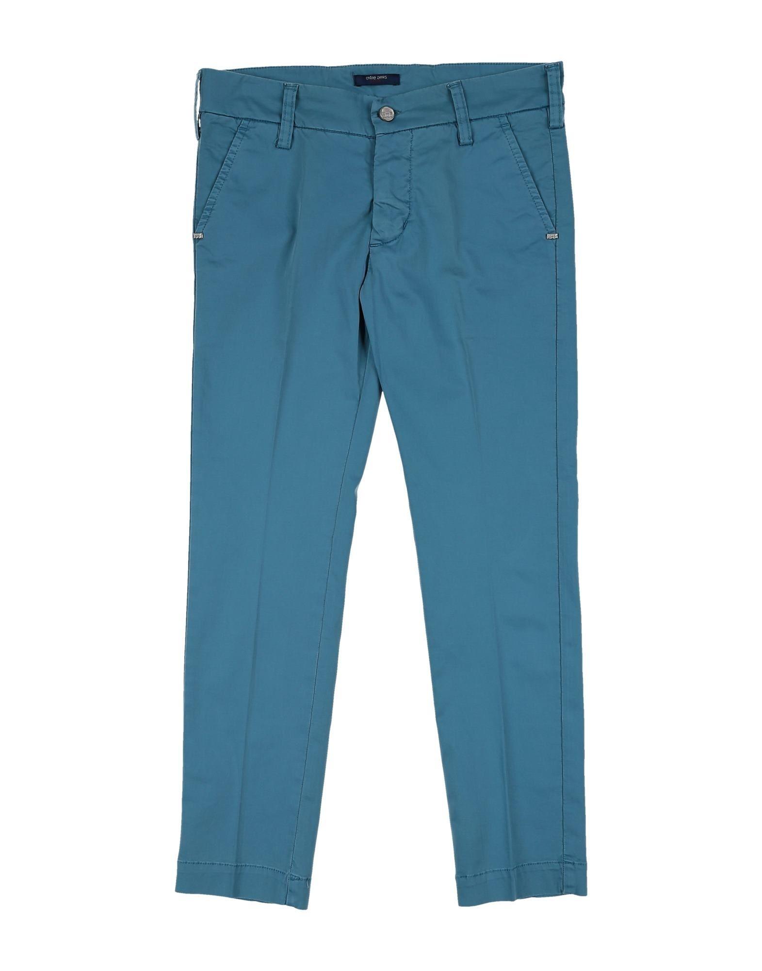Entre Amis Garçon Kids' Casual Pants In Blue