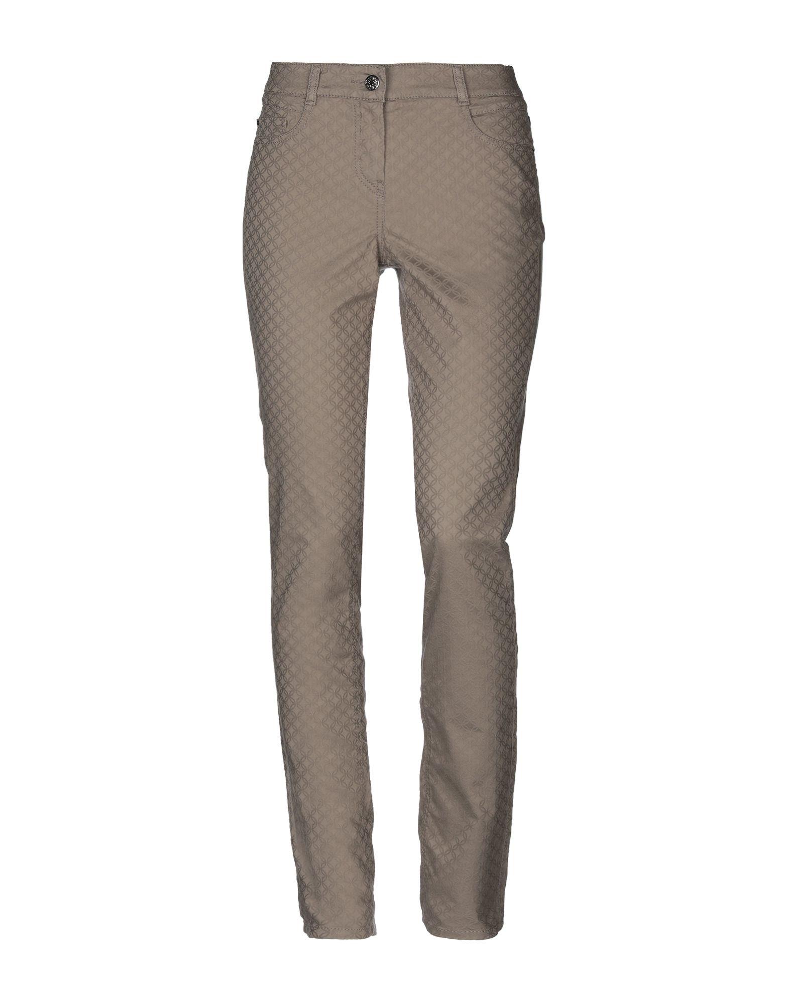 Повседневные брюки  Зеленый цвета