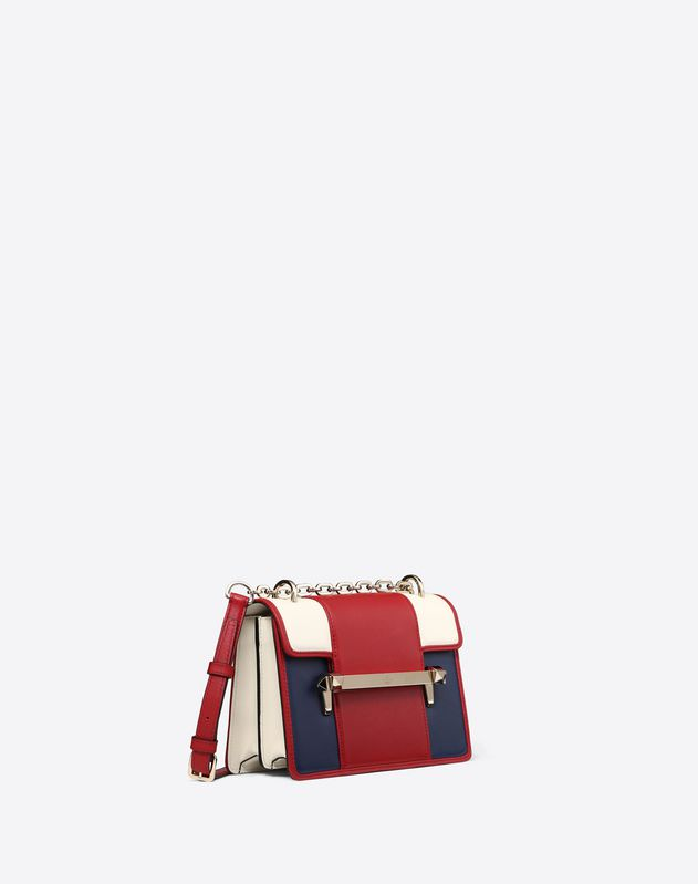 Small multicolour Uptown shoulder bag