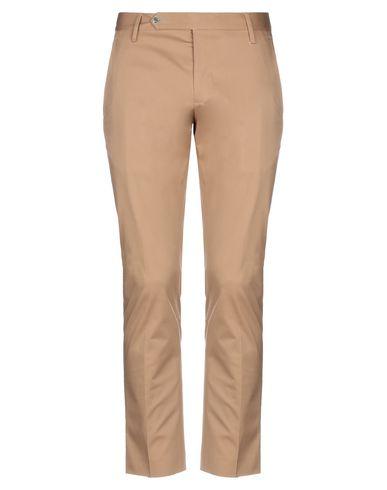 Фото - Повседневные брюки от ENTRE AMIS цвет верблюжий
