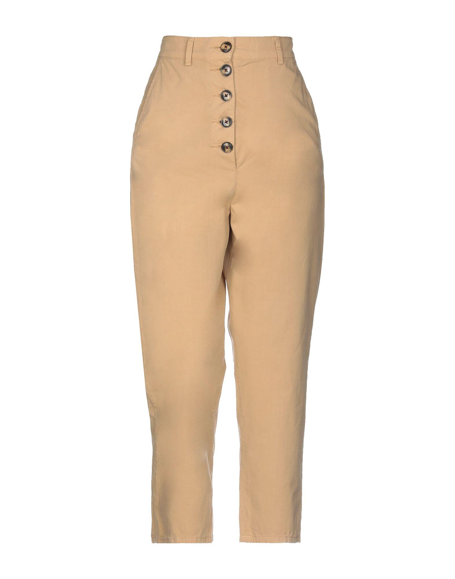 CHLOÉ STORA Повседневные брюки chloé повседневные брюки