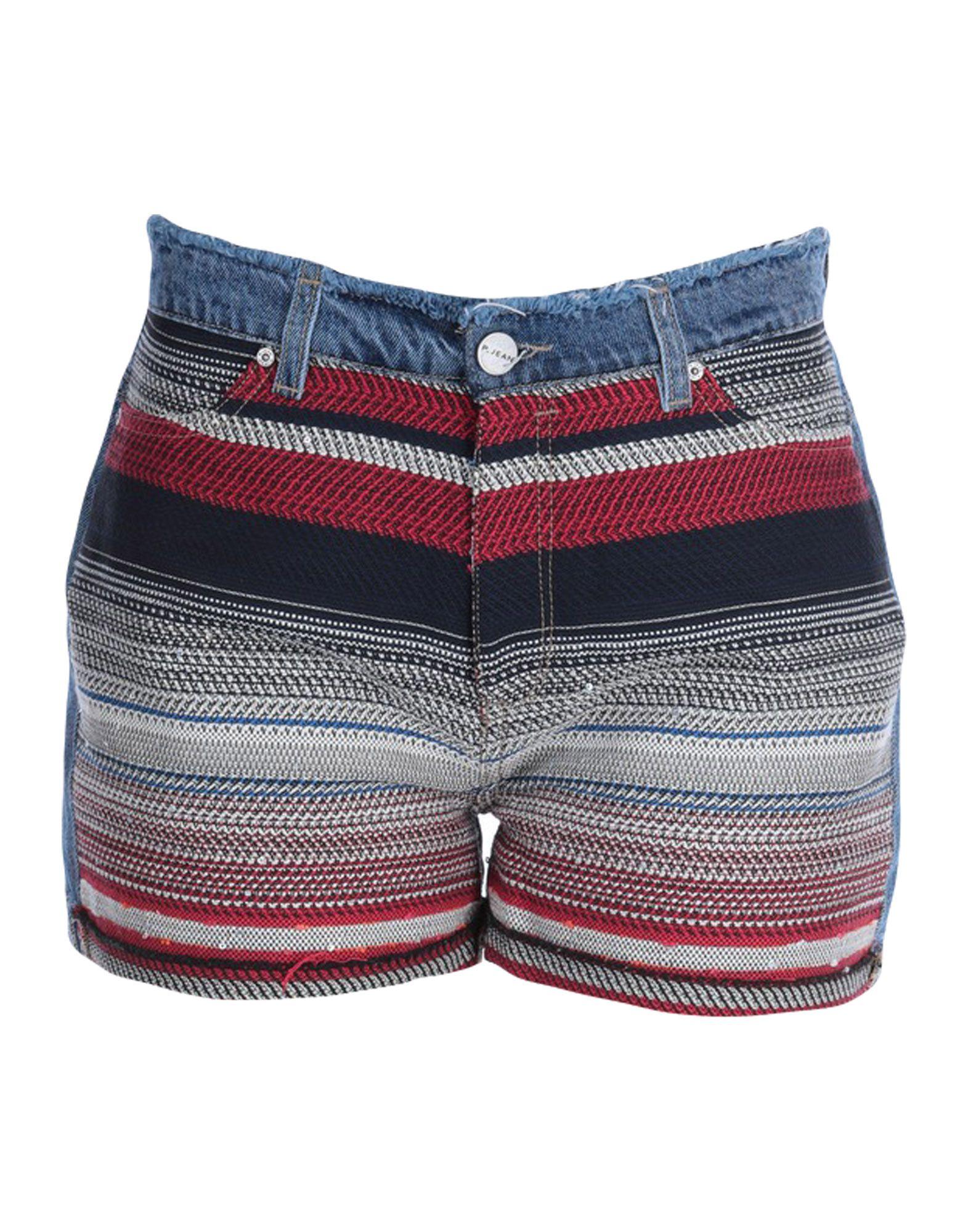 купить P_JEAN Повседневные шорты по цене 12500 рублей