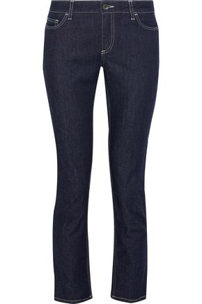 DOLCE & GABBANA Mid-rise skinny jeans