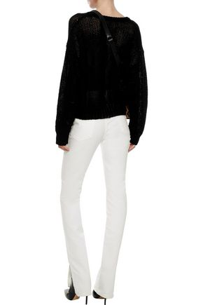 SIMON MILLER Lamere high-rise bootcut jeans