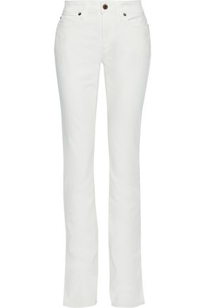 SIMON MILLER Lamere high-rise bootcut jeans