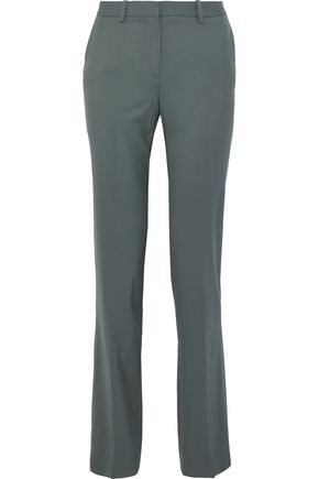 THEORY Hartsdale B Sustaina stretch-wool straight-leg pants