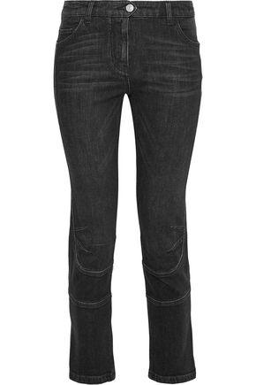 BELSTAFF Ravenscar cropped mid-rise skinny jeans
