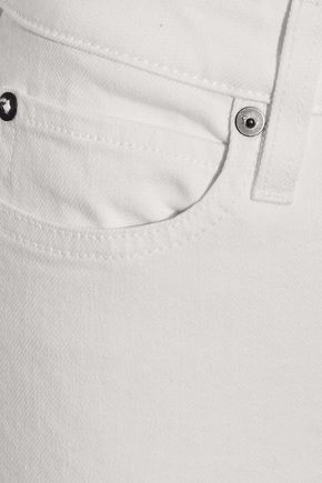 SIMON MILLER Lamere high-rise straight-leg jeans