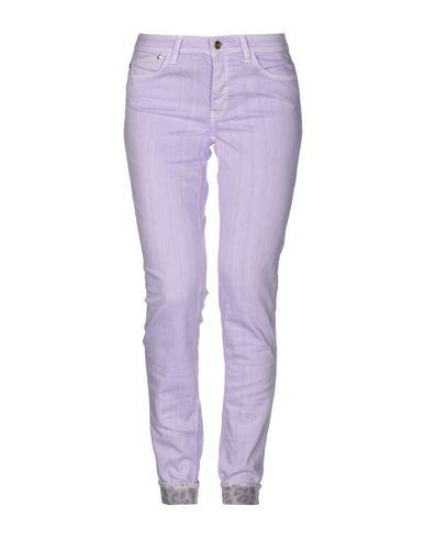 Купить Повседневные брюки сиреневого цвета