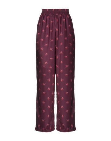 Фото - Повседневные брюки от NA-KD цвет пурпурный