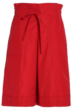 SONIA RYKIEL Cotton-poplin shorts