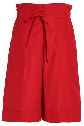 SONIA RYKIEL Cotton-poplin shorts