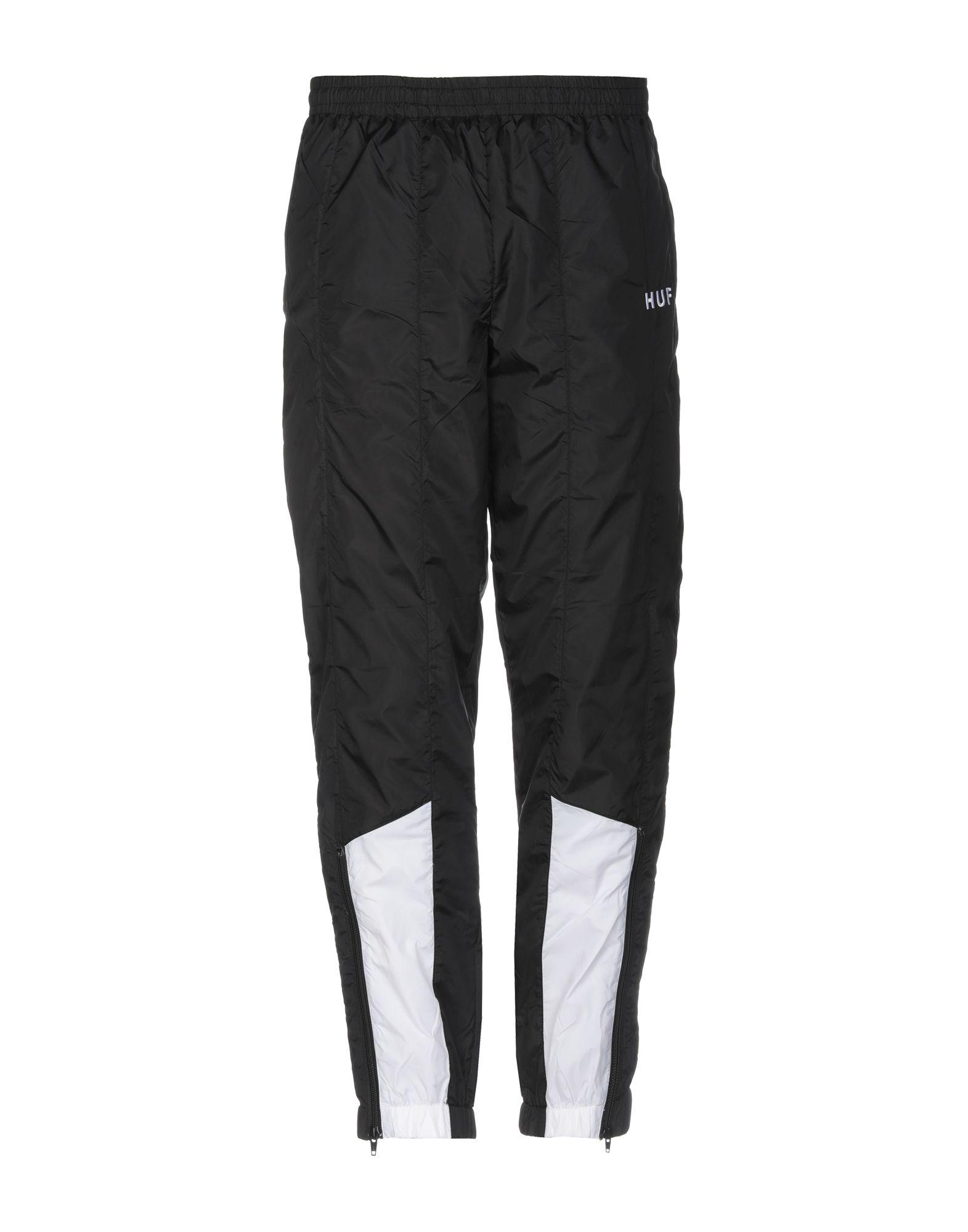 HUF Повседневные брюки huf men s huf logo zip up hoodie