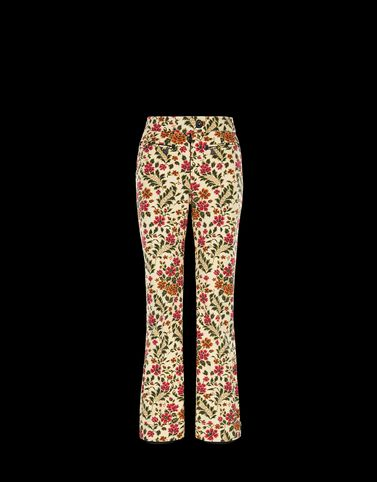 7a6b1c0df7b4a6 Moncler CASUAL PANTS for Woman, Casual pants | Official Online Store
