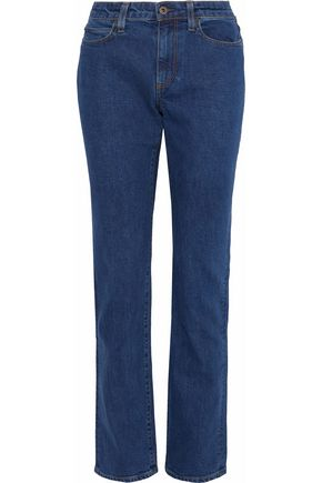 SIMON MILLER Yadkin high-rise slim-leg jeans