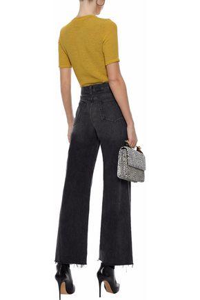SIMON MILLER Tilson high-rise wide-leg jeans