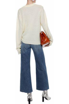 SIMON MILLER Musa high-rise wide-leg jeans