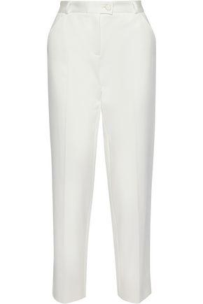 VANESSA SEWARD Freddie cotton-sateen straight-leg pants