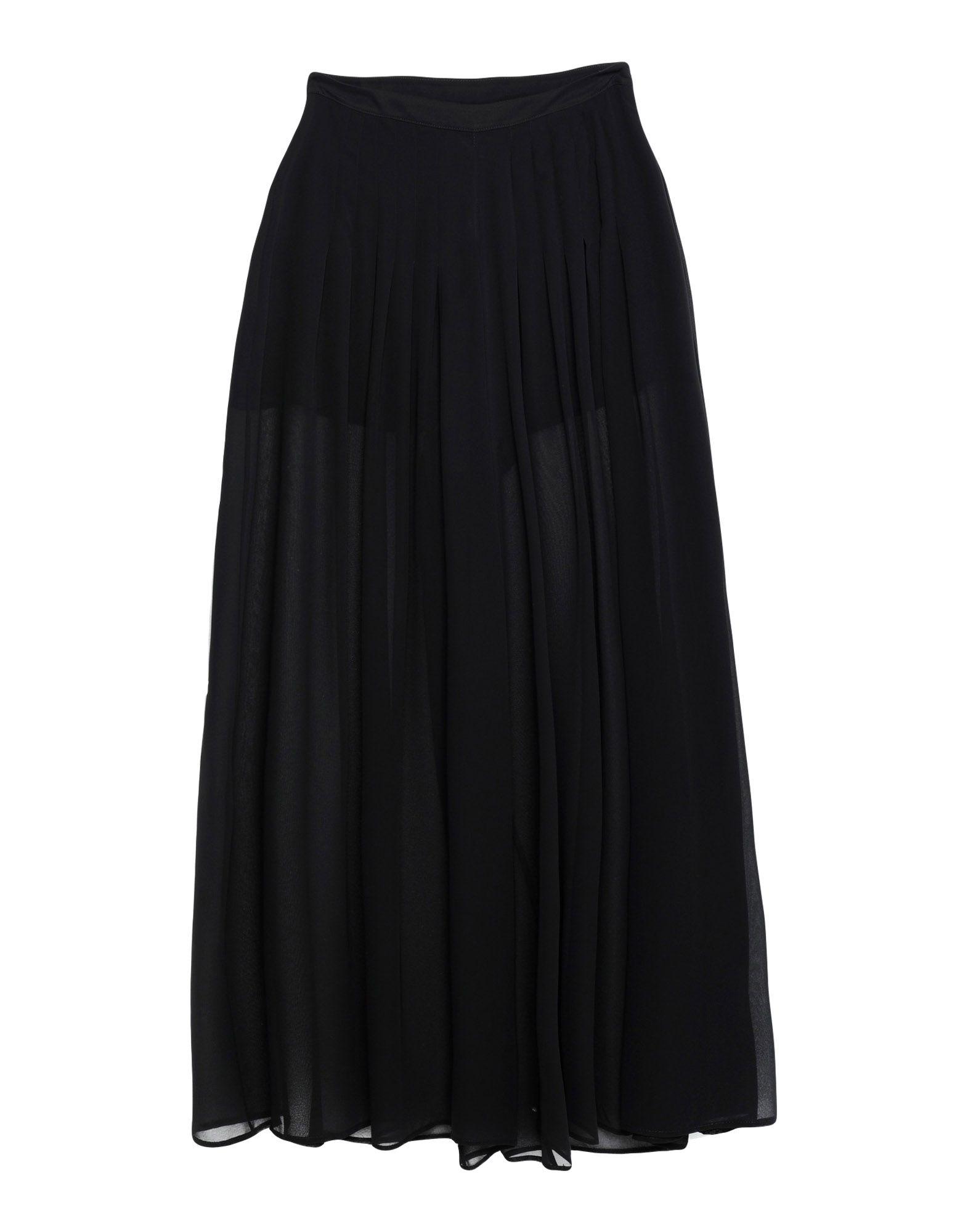 REVISE Длинная юбка юбка брюки плиссе