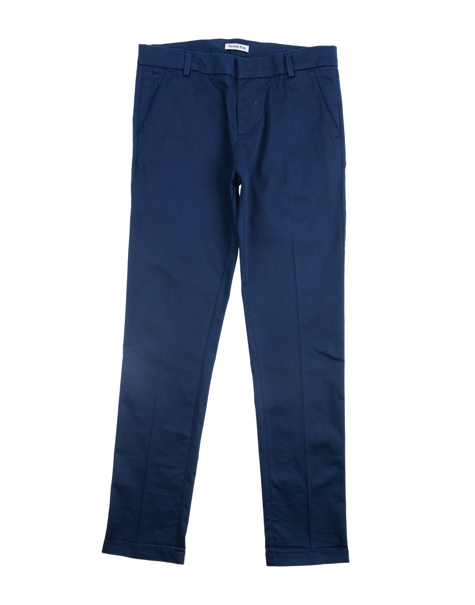 RONNIE KAY Повседневные брюки seal kay independent джинсовые брюки
