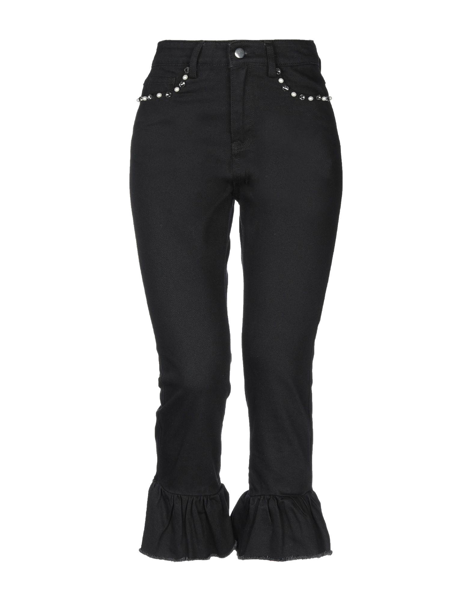 ISABELLE BLANCHE Paris Джинсовые брюки
